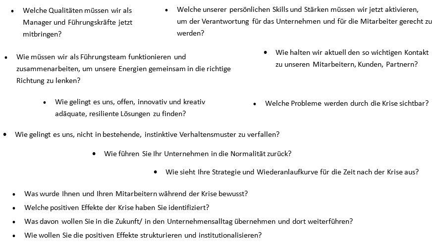 Online Workshop mit Dr. Reiner Czichos und Edler & Stiegler Consulting GmbH